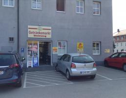 Getränkemarkt Steinweg in Regensburg