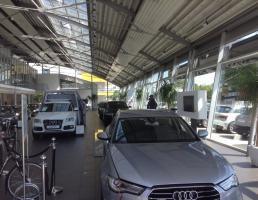 Audi Zentrum Regensburg in Regensburg