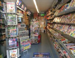 Stenzel's Tabakladen in Landshut