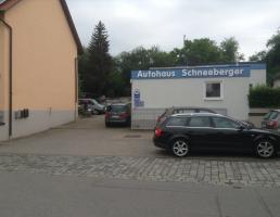 Autohaus Schneeberger in Regensburg