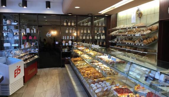 Bäckerei Konditorei Café Klein in Regensburg Impression