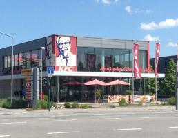 KFC Kentucky Fried Chicken in Regensburg