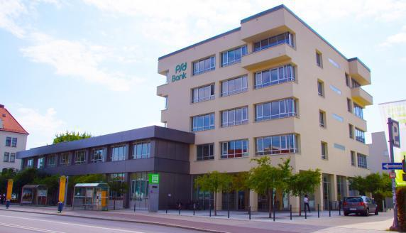 VR Bank Niederbayern-Oberpfalz in Regensburg Impression