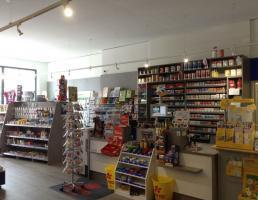Presse Plus im Candis in Regensburg