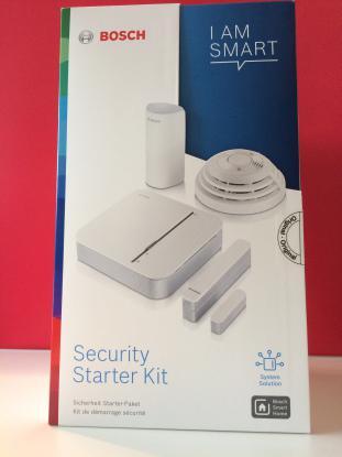 Bosch Smart Home Sicherheits-Starter-Paket