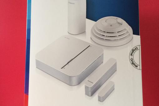 Bosch Smart Home Sicherheits-Starter-Paket