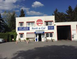 Autovermietung Buchbinder in Regensburg