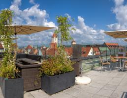 DINEA Café & Restaurant in Regensburg