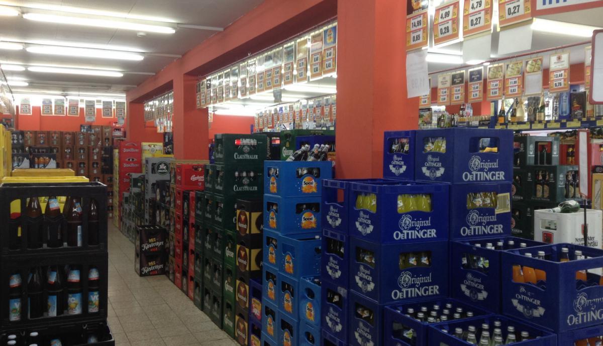 Orterer Getränkemärkte GmbH in Fürstenfeldbruck, Am Sulzbogen 25