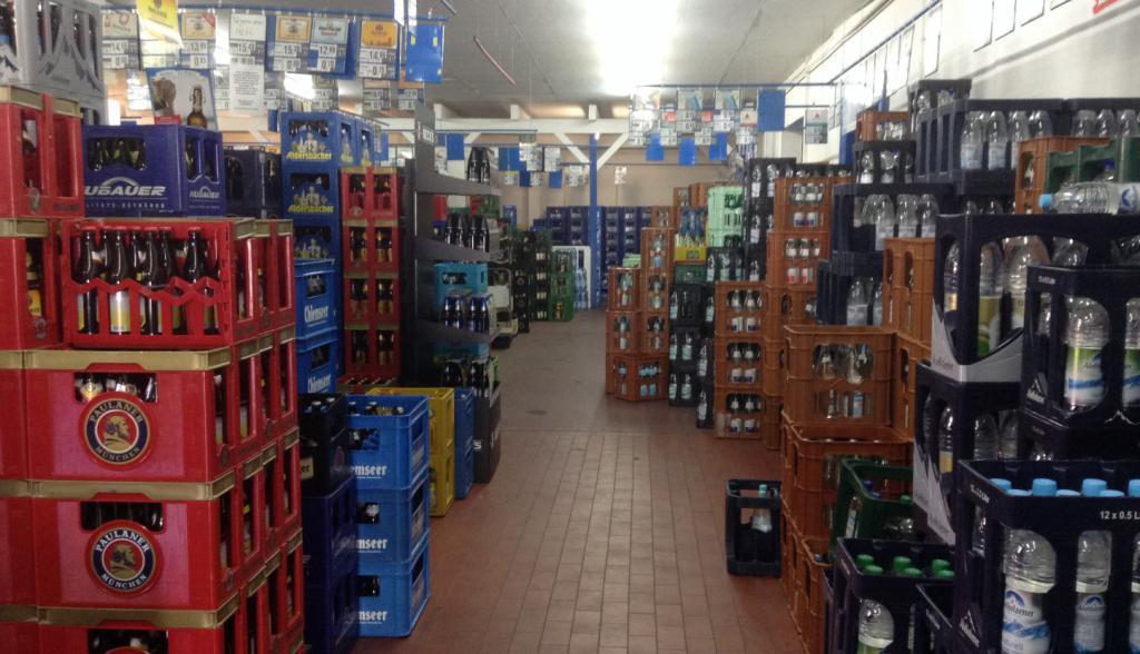 Getränke Krämer GmbH in Fürstenfeldbruck, Auf der Lände 3