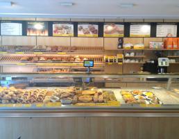 Bäckerei Mareis Luitpoldstraße in Landshut