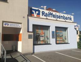 Raiffeisenbank Geisenhausen in Landshut