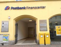 Postbank Finanzcenter in Landshut