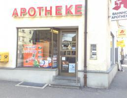 Bahnhof Apotheke in Landshut
