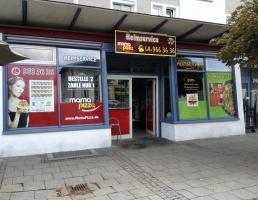 Mama Pizza in Landshut