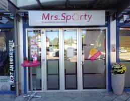 Mrs. Sporty in Fürstenfeldbruck