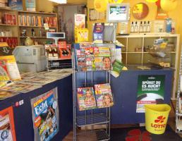 Lotto-Tabakwaren-Zeitschriften in Landshut