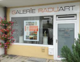 Galerie RADUART in Fürstenfeldbruck