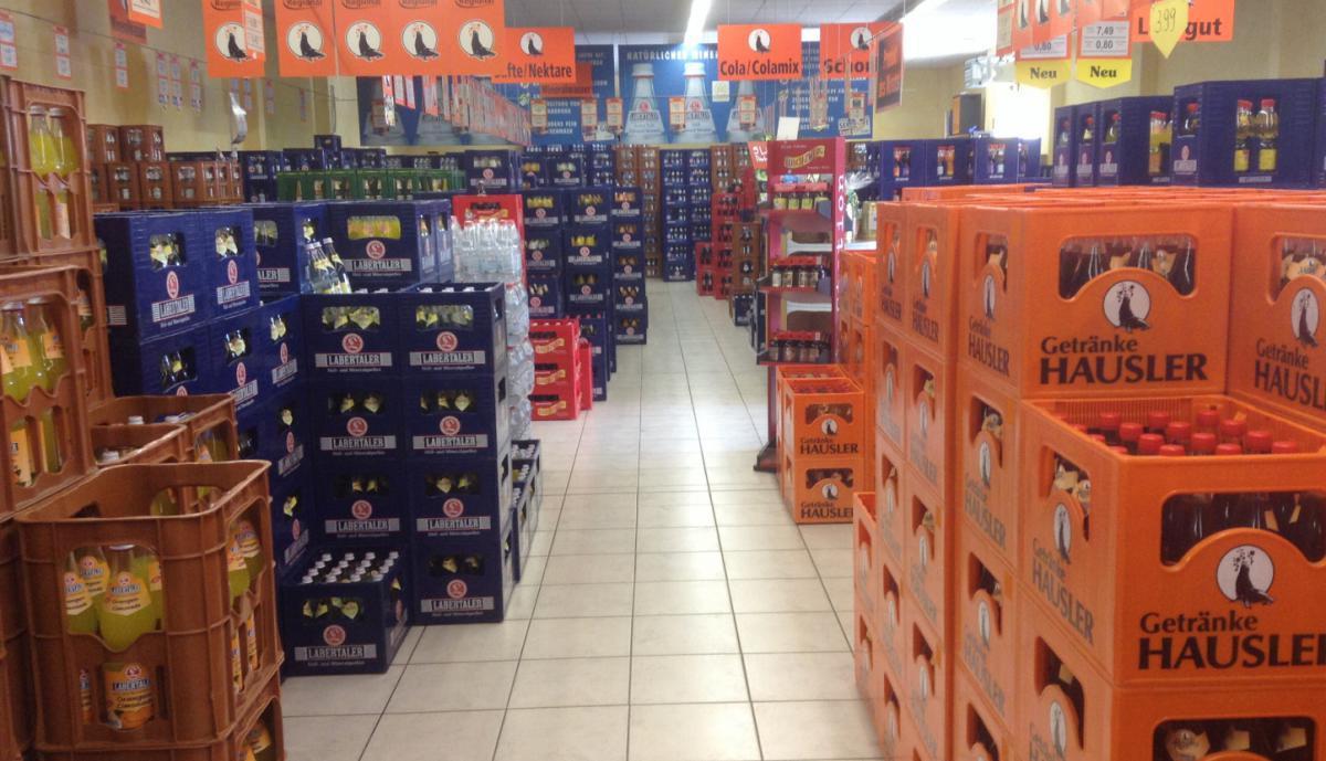 Öffnungszeiten Hausler Getränkemarkt Altmühlstraße Regensburg ...