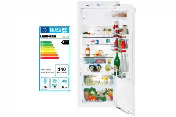 Liebherr IKBP2754 Einbaukühlschrank Höhe 140 cm A+++ Ausstellungsgerät