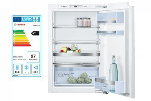 Bosch KIR21AF30 Einbaukühlschrank Höhe 88 cm A++ Ausstellungsgerät gebraucht