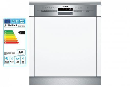 Siemens SN56P530EU Einbau-Geschirrspüler A++ Ausstellungsgerät