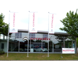 Automobile Kraus - Citroen in Regensburg