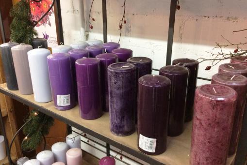 Wohnaccessoires - Kerzen