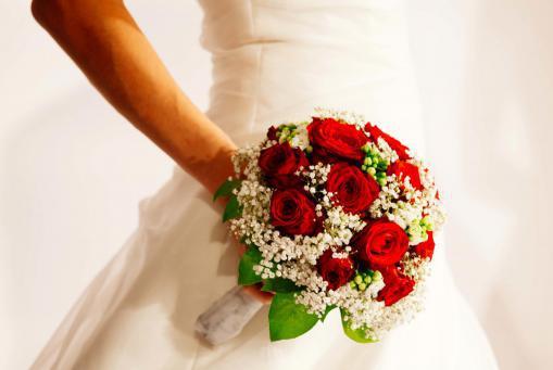 Kreative Hochzeitsfloristik
