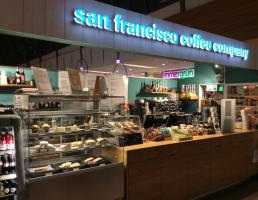 San Francisco Coffee Company in Regensburg