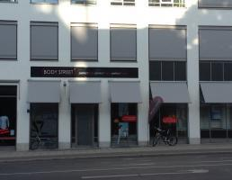 BODY STREET in Regensburg