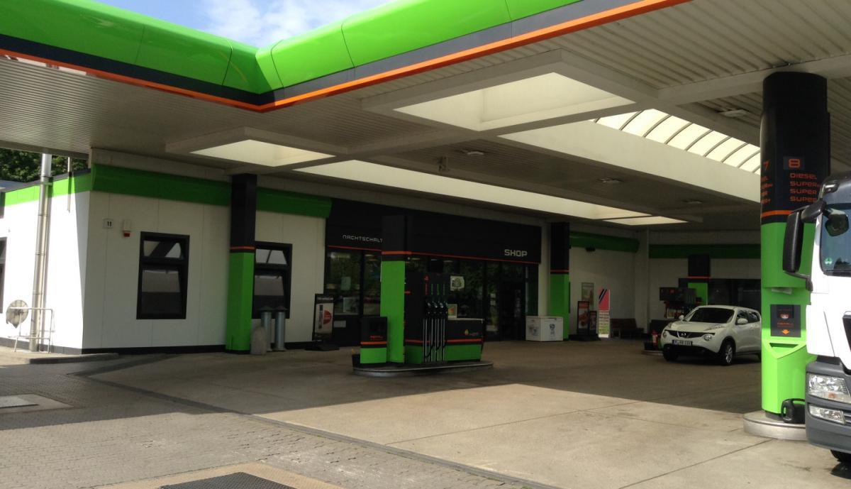 Tankstelle Regensburg