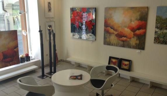 Galerie Bild und Rahmen in Regensburg Impression