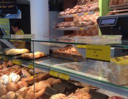 Bäckerei Ebner in Regensburg