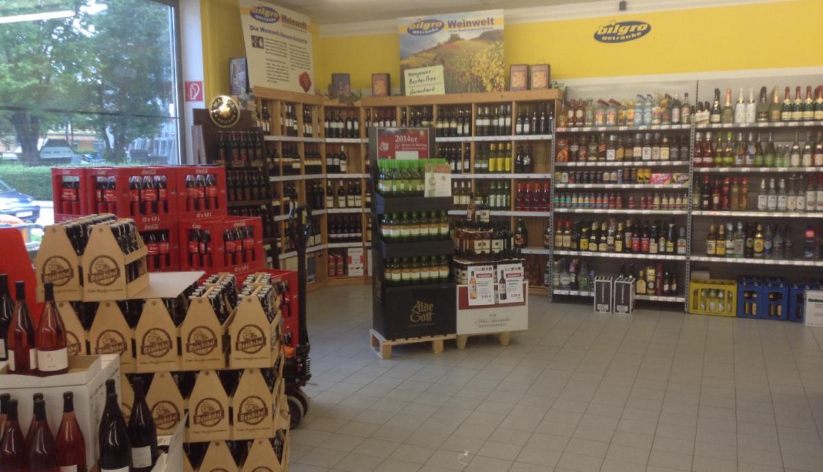 bilgro Getränke in Regensburg, Altmühlstraße 9-11