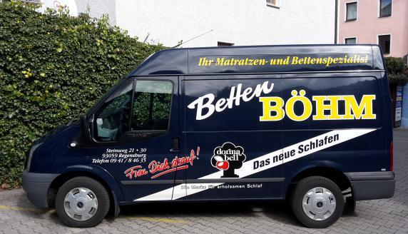 Betten Böhm in Regensburg Impression