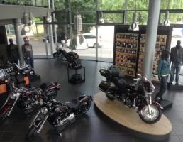 Harley-Davidson Regensburg in Regensburg