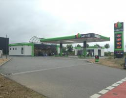 HEM-Tankstelle in Regensburg