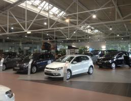 Jepsen Automobilhandelsgesellschaft in Regensburg