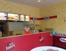 Joey's Pizza in Regensburg