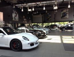 Porsche Zentrum Regensburg in Regensburg