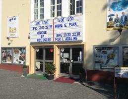 Regina Filmtheater Kino in Regensburg