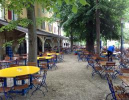 Spitalgarten in Regensburg