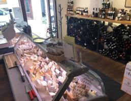 Käse und Wein in Regensburg