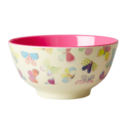 Bowl Schmetterlinge