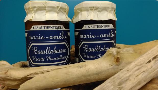 Bouillabaisse marie-amélie