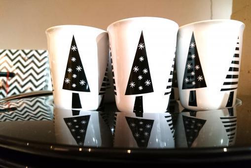 ASA Espressobecher Weihnachten