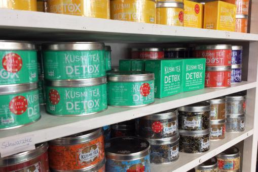 Kusmitea sind besondere Teesorten in verschiedensten Geschmacksrichtungen