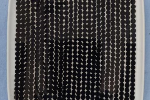 Mini Plate Rasymatto von Marimekko