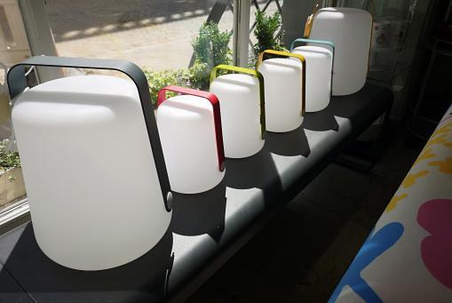 Gartenlampe Balad H25 von Fermob